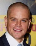 Matt Damon 41 ans