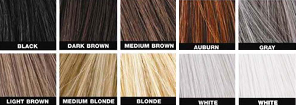 Célèbre La poudre de cheveux | Monsieur Calvitie TX16